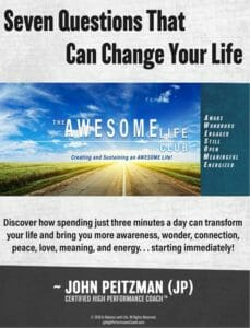 Seven Questions That Can Change Your Life